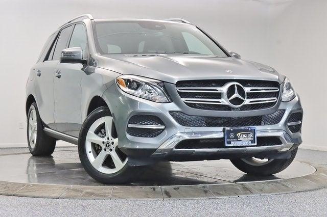 2018 Mercedes Benz GLE GLE 350 4MATIC® In Hoffman Estates, IL   Mercedes