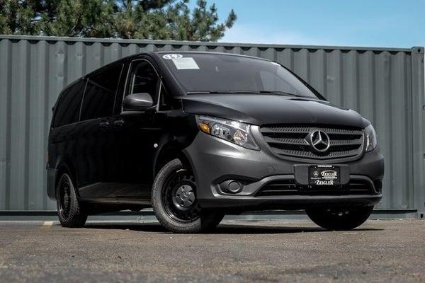 Mercedes Benz Van >> 2019 Mercedes Benz Metris Passenger Van Passenger Worker Model In